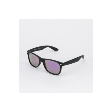 Urban Classics Sunglasses Likoma Mirror UC černé / fialové
