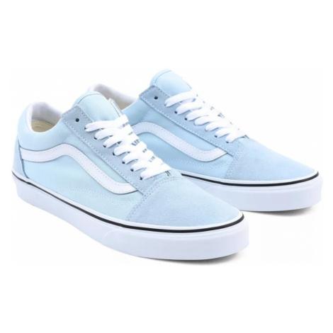 Boty Vans Old Skool baby blue/true white