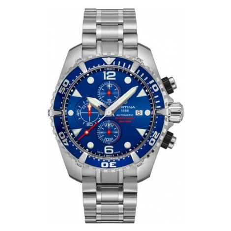 Certina DS Action Diver Chronograph Automatic C032.427.11.041.00