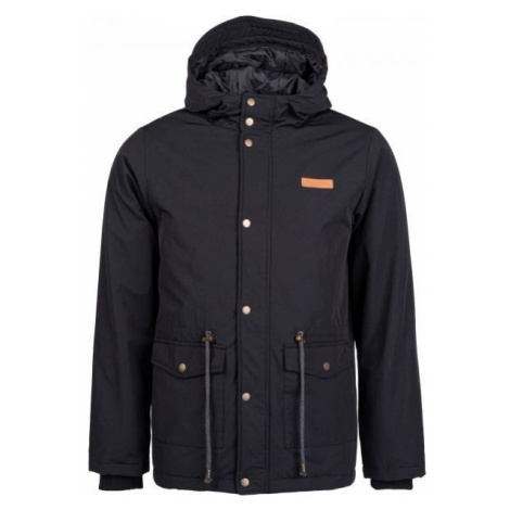 Lotto TANNES černá - Pánská zimní bunda