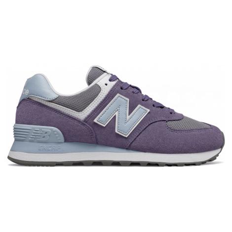 New Balance WL574WNC fialové WL574WNC