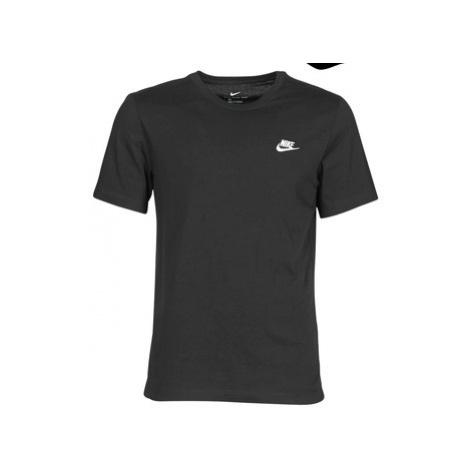 Nike M NSW CLUB TEE Černá