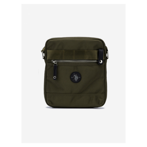Waganer Medium Cross body bag U.S. Polo Assn Zelená