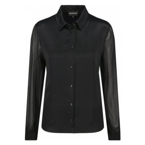 Černá košile - EMPORIO ARMANI