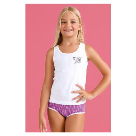 Dívčí komplet kalhotek a tílka Bamboline III Jadea