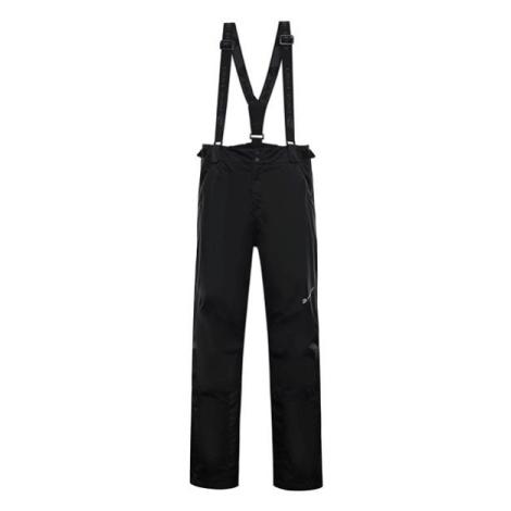 Sango 8 černá pánské lyžařské kalhoty s membránou ptx ALPINE PRO