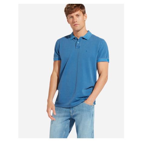 Wrangler pánské triko s límečkem W7C15KQJY