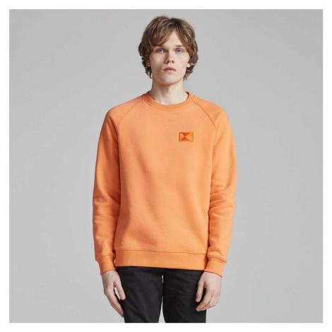 Oranžová mikina Spectre Makia
