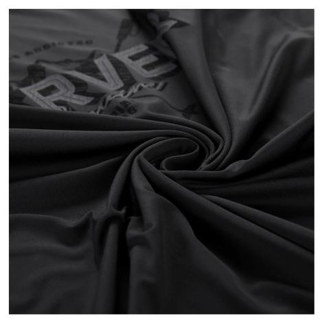 Pánské triko Alpine Pro TAR - tmavě šedá