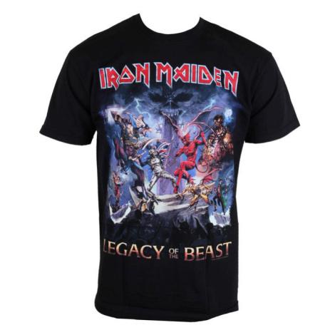 ROCK OFF Legacy Of The Beast Černá