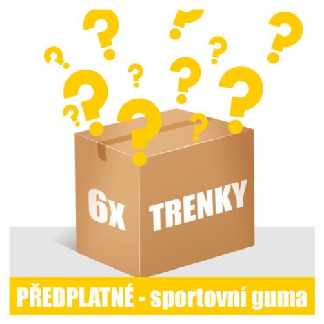 Předplatné - 6 měsíců - Pánské trenky Styx sportovní guma