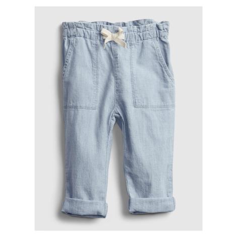 GAP modré baby džíny