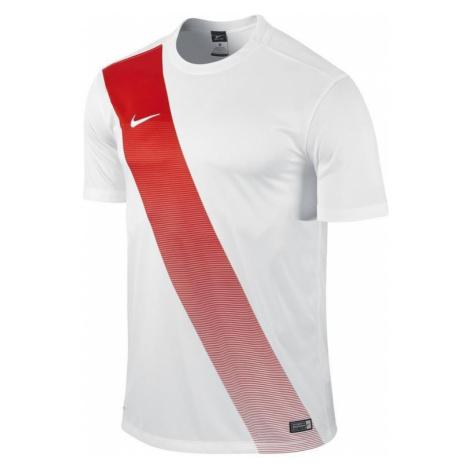Dres Nike Sash Bílá / Červená