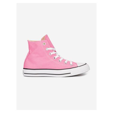 Boty Converse Chuck Taylor All Star Hi Růžová