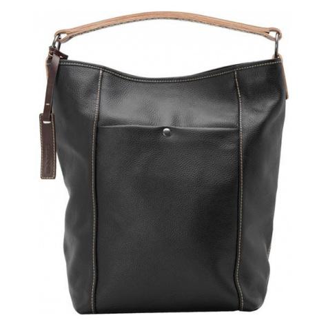 Kožená taška Bucket