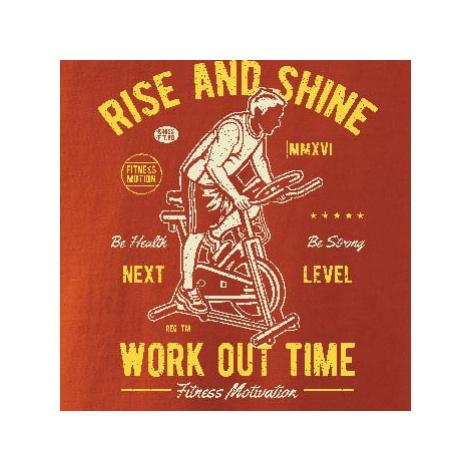 Work Out Time - Tílko triumph