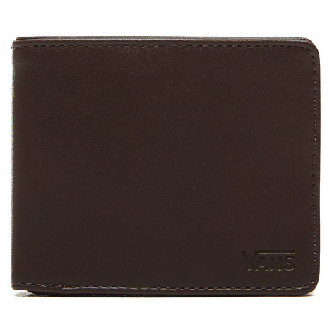 Peněženka Vans Drop V Bifold dark brown