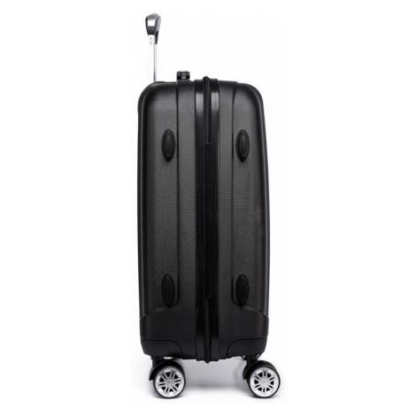 Černý cestovní kvalitní malý kufr Corbin Lulu Bags