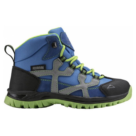 Dětská turistická obuv McKinley Santiago Pro AquaMax Blue-Green