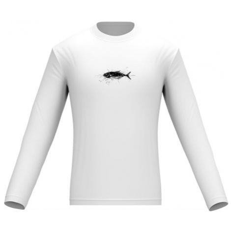Pánské tričko dlouhý rukáv Ryba