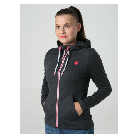 MIYA women's sweatshirt black LOAP