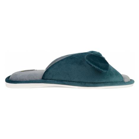 Papuče BUNNY Tmavě Modré Dámské Oldcom