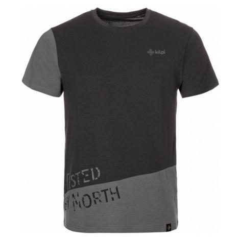 Pánské tričko KILPI CUTTY-M černá