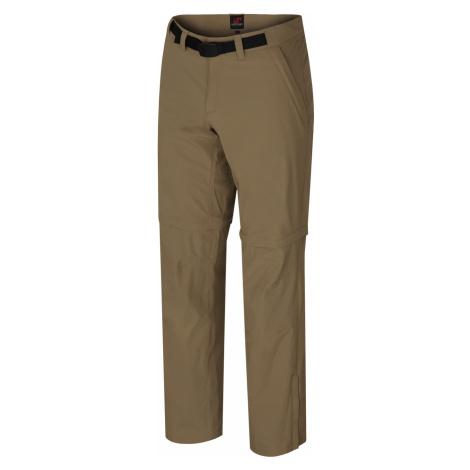 HANNAH ROLAND Pánské odepínací kalhoty 10011260HHX01 kelp