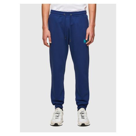 Tepláky Diesel P-Tary-Logo Trousers - Modrá
