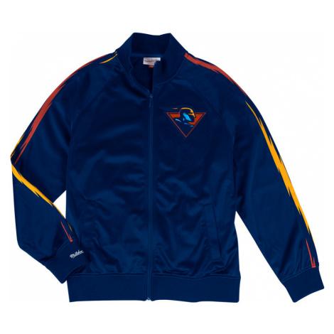 Sportovní bunda Mitchell & Ness Track Jacket NBA Golden State Warriors