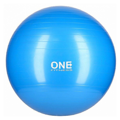 Fitness míč One Fitness 65 cm Blue