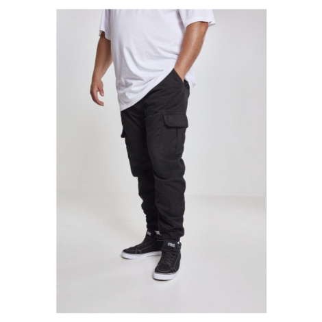 Cargo Jogging Pants - black Urban Classics