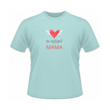 Pánské tričko SuperStar Ta nejlepší máma