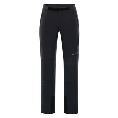 ALPINE PRO ROHANA Dámské softshellové kalhoty LPAP342779 tmavě šedá