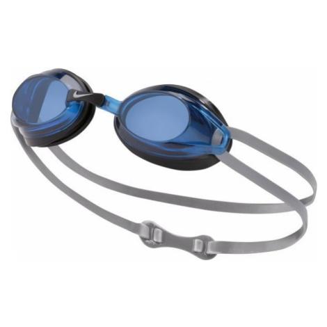 Nike REMORA modrá - Plavecké brýle