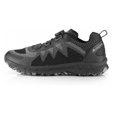 Tangar černá outdoorová obuv s rychloutahovacím systémem