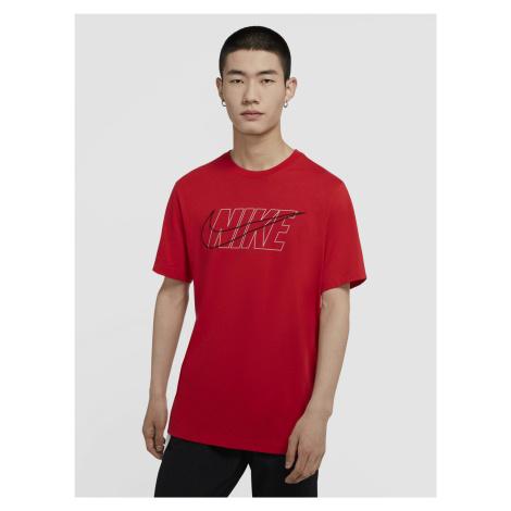 Sportswear Triko Nike Červená