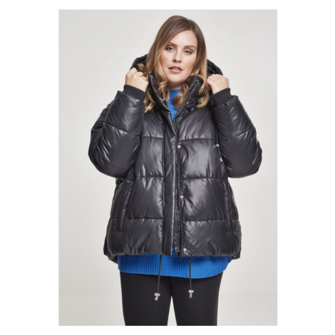 Ladies Vanish Puffer Jacket - black Urban Classics