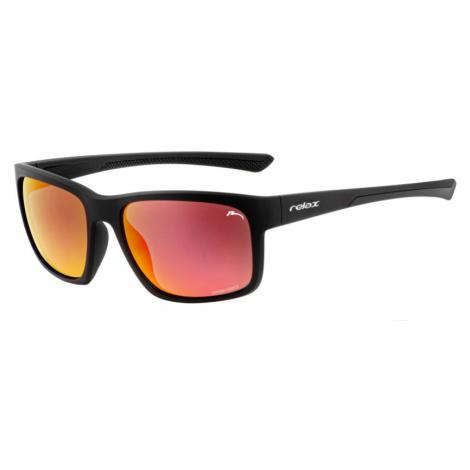 RELAX Peaks Uni sluneční brýle R2345C černá 31