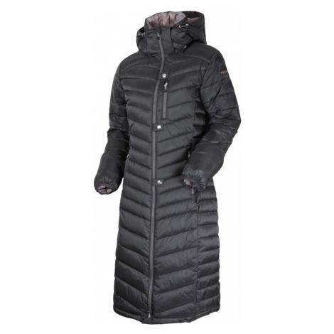 Kabát zimní jezdecký Nordic UHIP, dámský, jet black