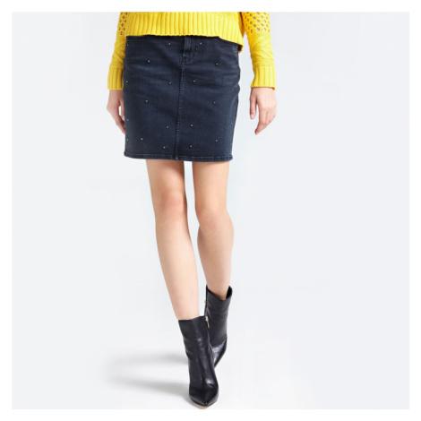 Guess dámská černá džínová sukně
