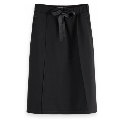 Scotch & Soda SCOTCH & SODA dámská delší černá sukně