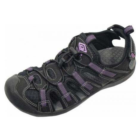Umbro VILJAMI černá - Dámské sandály