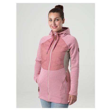GAELIN women's sports sweater pink LOAP