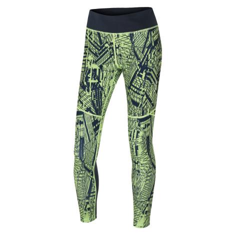 Husky Darby Long L, sv. zelená Dámské sportovní kalhoty