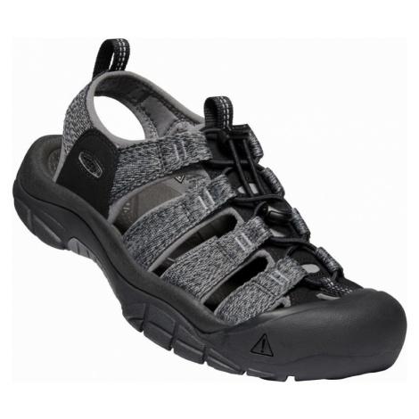 Pánské sandály Keen Newport H2 M black/steel