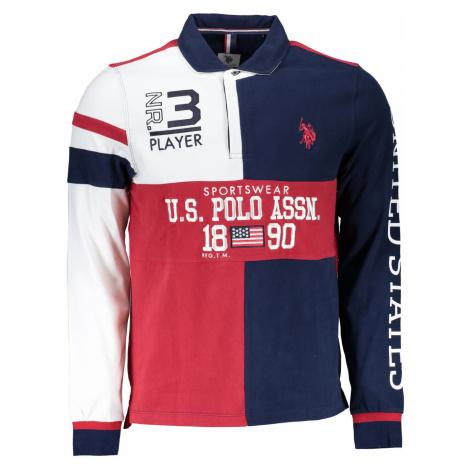 U.S. Polo Assn. U.S. POLO ASSN. polokošile s dlouhým rukávem