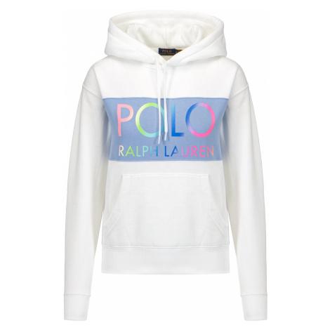 Mikina Polo Ralph Lauren VTG PNL HD bílá