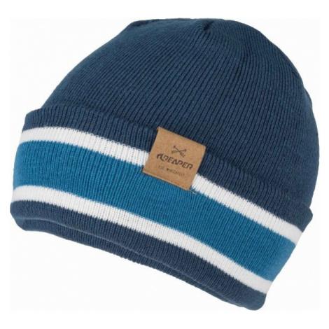Reaper JEAN modrá - Zimní čepice