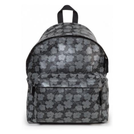 EASTPAK Kožený batoh Padded Pak'r Leather Floral EK62015U 24 l